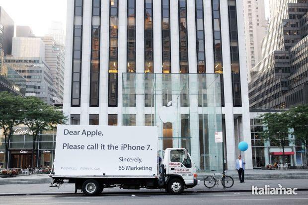 weare6s apple store sept 2015 v2 620x413 Lazienda 6S Marketing chiede a Apple di cambiare nome ad iPhone 6s