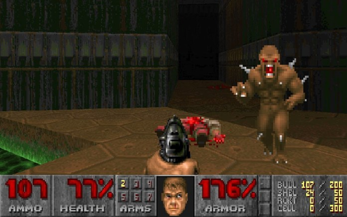 Doom Apple TV