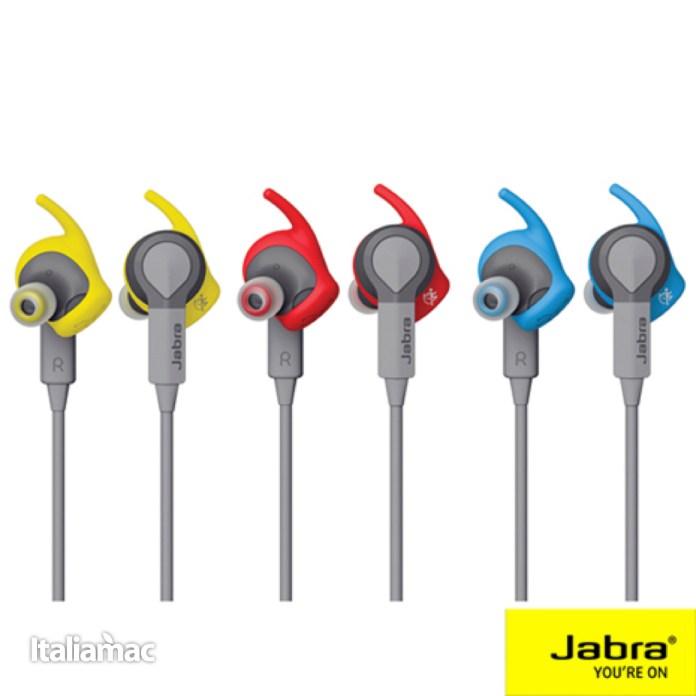 jabra sport coach wireless colori Jabra Sport Coach Wireless: i primi auricolari al mondo con allenamento guidato