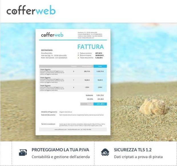 screenshot 2015 10 08 20.38.41 620x581 Cofferweb: il servizio Cloud Made In Italy per gestire il proprio business, ora in Beta pubblica