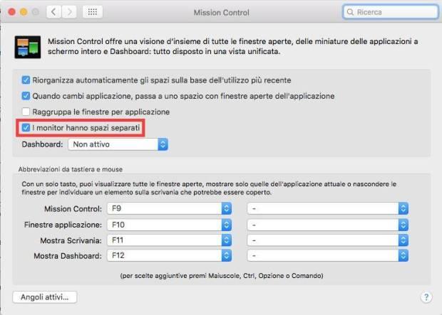 screenshot 2015 10 10 15.37.00 620x443 Problemi a far funzionare la Split View su OS X El Capitan? Ecco la soluzione