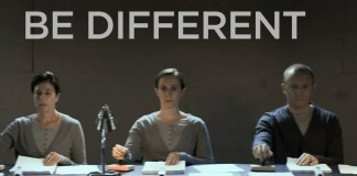 """HTC """"Be Different"""" Spot"""