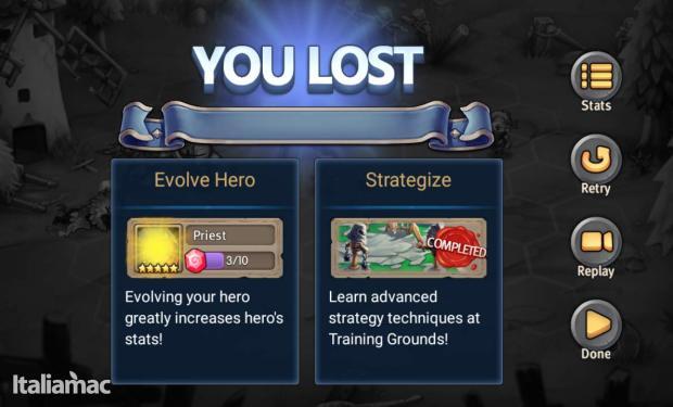 screenshot 2015 11 29 22 03 47 620x375 Italiamac prova Heroes Tactics: il successo dei Giochi di Ruolo visti da Camex Games