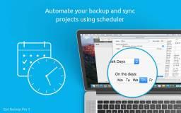 Belight Software Get Backup Pro 3 Schedule