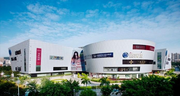 SM Lifestyle Center Apple