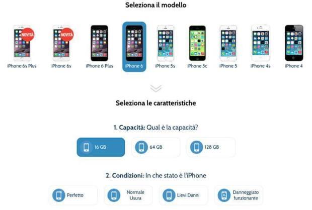 processo valutazione trendevice 620x418 TrenDevice supervaluta iPhone e iPad usati fino al 18 Febbraio