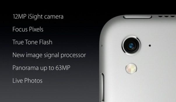 Fotocamera iPad Pro 9.7