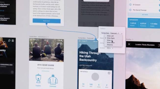 adobe xd Adobe rilascia Experience Design per Mac lapp per testare prototipi di design interrativi