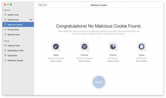 Malicious Cookie