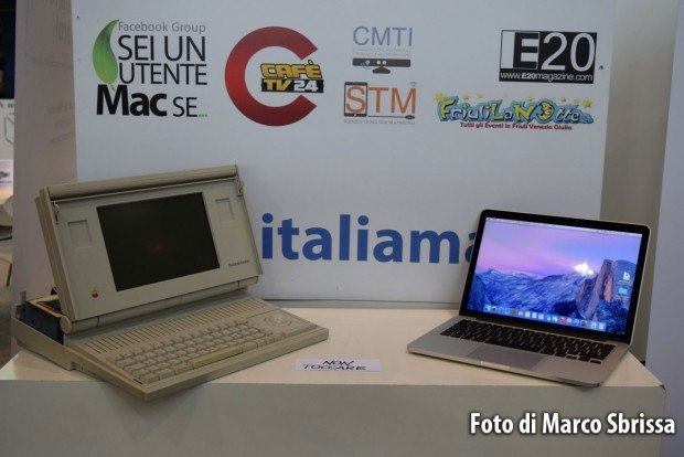 radioamatore marco sbrissa 10 620x414 Fiera Tecnologia Pordenone: Comunicazione digitale affidata a Gabriele Gobbo, codroipese.