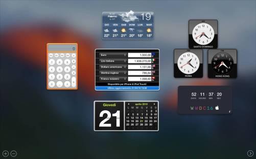 WWDC CountDown Dashboard
