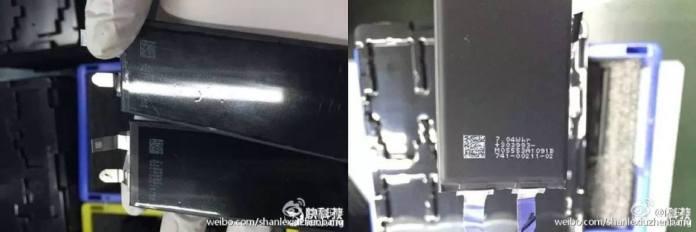 iphone 7 battery sina weibo iPhone 7 con batteria più potente?