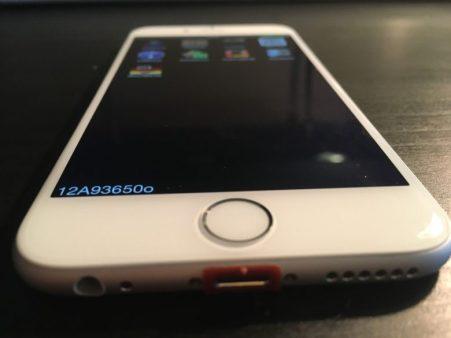 iPhone 6 eBay prototipo
