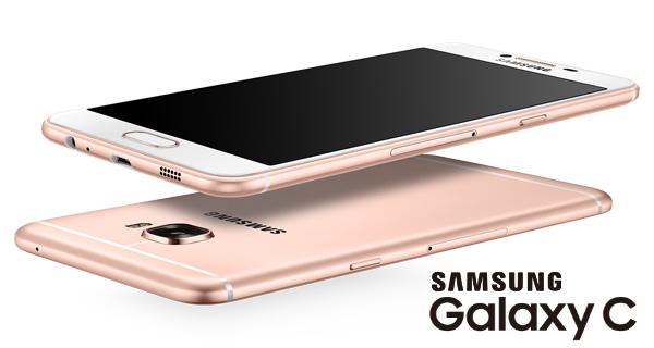 samsung galaxy c pink gold 2 Galaxy C5 e Galaxy C7 le nuove copie di iPhone 6s
