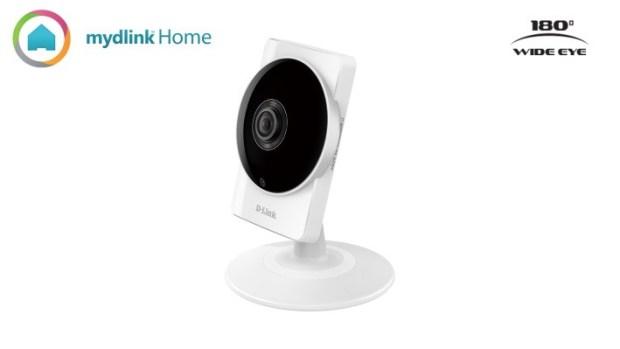 mydlink home panoramic hd camera 620x349 La nuova videocamera 180° di D Link in anteprima su Amazon