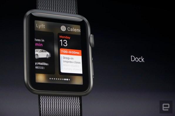wwdc 369 Le novità di watchOS 3 presentate al WWDC