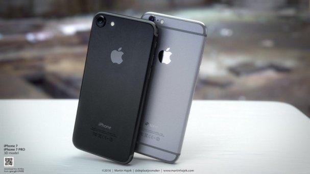 darkspacegrayiphone72 Sarà così iPhone 7 in Nero Siderale?