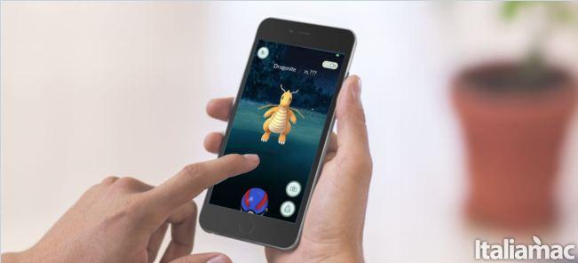 pokemon go app1 Catturare i Pokémon sarà più semplice con questo case per iPhone