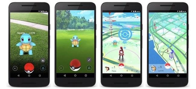 pokemon go ios screenshots Continueremo ad investire sulla realtà aumentata, parola di Tim Cook