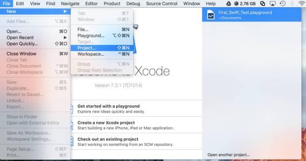 project xcode Esclusiva: Effettuare il jailbreak di iOS 9.3.3 su Mac