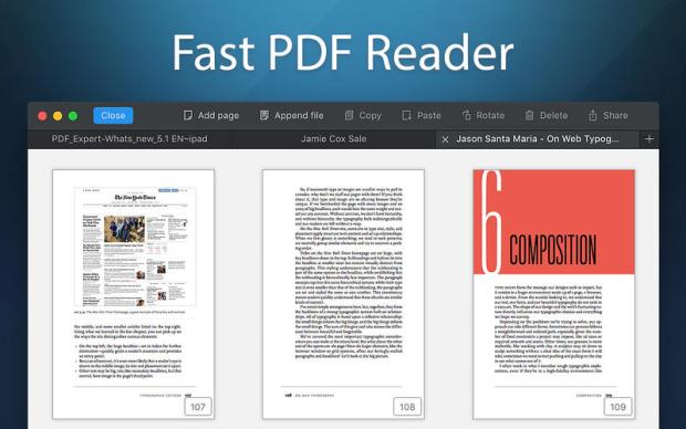 %name PDF Expert: una valida alternativa ad Acrobat Reader?