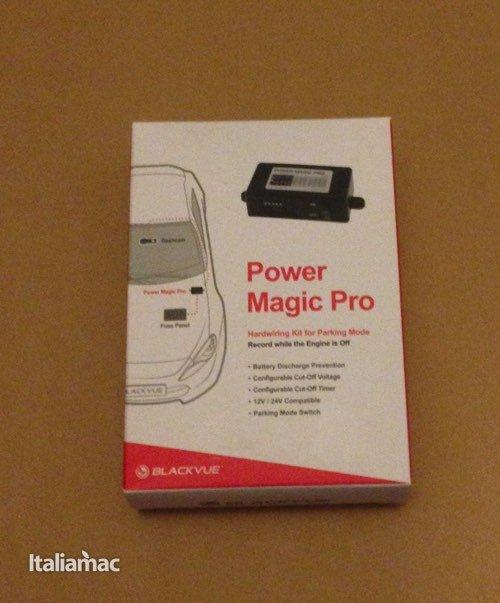 pmpscatola BlackVue DR650S 2CH: the best car cloud camera