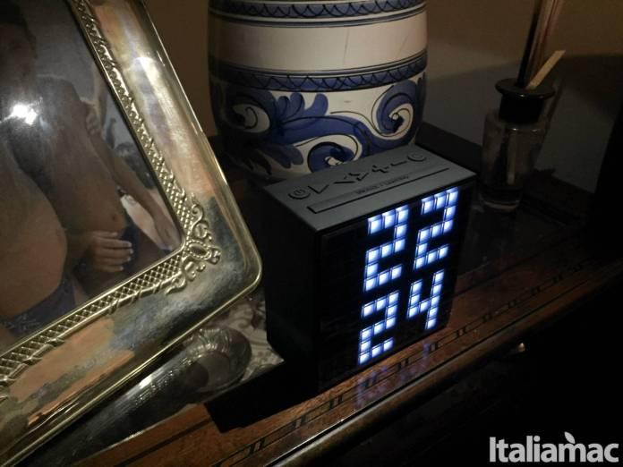 timebox ora front TimeBox di Divoom: Lo speaker wireless dotato di pannello LED multifunzione