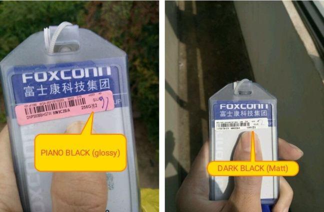 iphone 7 stickers piano dark black the malignant 001 Piano Black e Dark Black le due nuove colorazioni di iPhone 7 quasi confermate