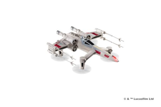 3. t 65 x wing starfighter propel battle drones star wars 620x413 I droni originali di Star Wars in Italia: Propel Battle Drones (Gallery)