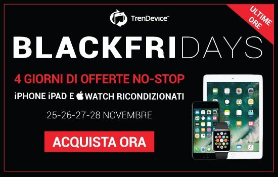 dem pre 550x350 ultimeore conimg TrenDevice: ultime ore di sconti BlackFriDays su iPhone e iPad ricondizionati
