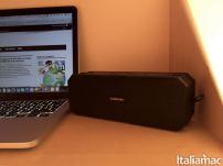 %name Sardine F4: lo speaker wireless stereo resistente allacqua