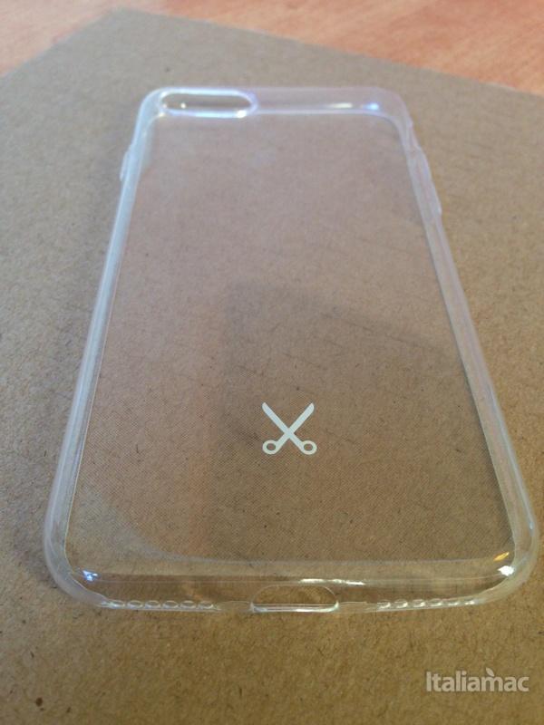 philo soft clear Philo: le cover designed in Italy ideali per i nuovi iPhone 7