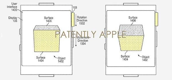 apple digital crown patent 2 Corona digitale di Apple Watch presto anche su iPhone?