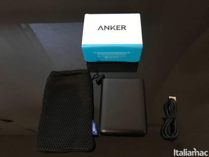 %name PowerCore 10400: Il powerbank compatto di Anker da 10400 mAh