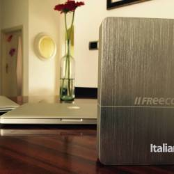 Freecom mHDD Desktop