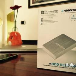 Freecom mHDD Desktop box