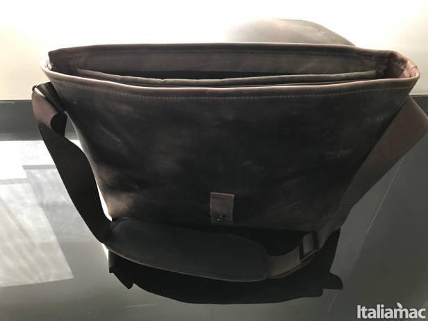 %name Maverick Messenger: La borsa in vera pelle porta MacBook