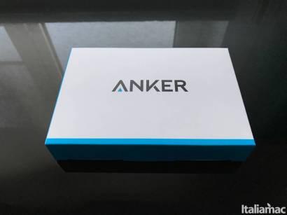%name SoundBuds Slim: Cuffie sportive Bluetooth in ear di Anker