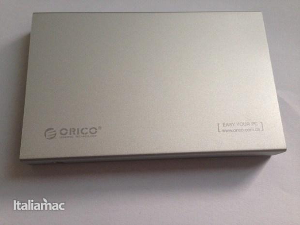 orico 2518s3 8 620x465 Alla prova Orico 2518S3, enclosure per dischi da 2,5