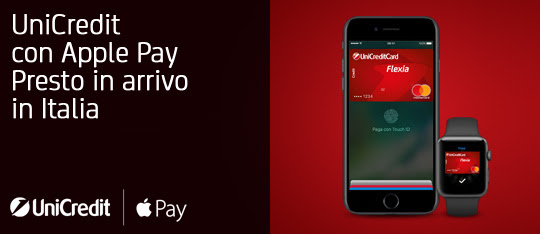 UniCredit-Apple-Pay