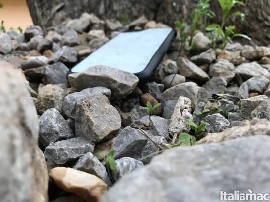 Mous Limitless Marmor iPhone 6 Landscape Mous Limitless: Il case per iPhone che offre protezione militare con dimensioni contenute
