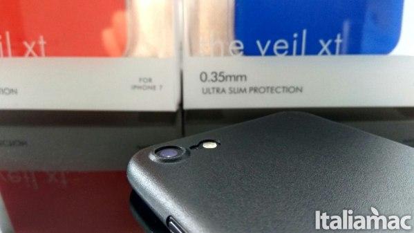 veil xt case iphone camera Veil XT di Caudabe: è la custodia quasi invisibile per iPhone 7