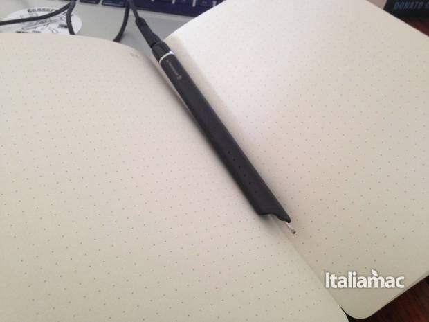 www.italiamac.it scrittura 2 0 con lo smart writing set di moleskine taccuino smart writing set moleskine 620x465 Scrittura 2.0 con lo Smart Writing Set di Moleskine