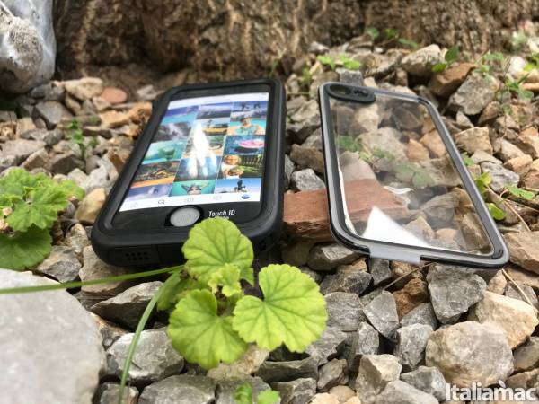 www.italiamac.it catalyst waterproof case iphone 7 front Catalyst: Il case impermeabile fino a 10 metri per iPhone 7