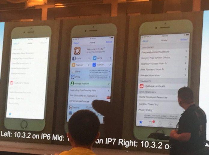 www.italiamac.it keenlab cydia iphones KeenLab mostra il jailbreak per iOS 10.3.2 e iOS 11 beta