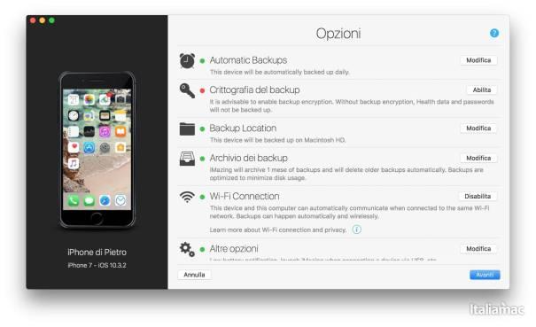 www.italiamac.it www.italiamac.it schermata 2017 06 21 alle 13.12.25 Time Machine per iPhone è realtà grazie a iMazing Mini