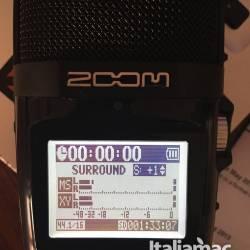 Zoom h2n 360°-2