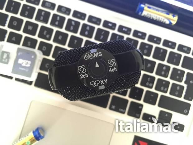 www.italiamac.it zoom h2n zoom h2n selezioni microfono 620x465 Zoom presenta H2n il microfono compatibile con OsX: la prova di Italiamac