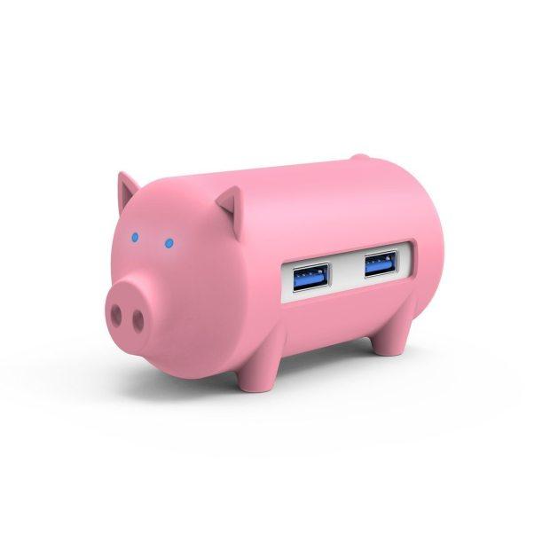 www.italiamac.it 51uq0qx9j8l. sl1200  620x620 Piggy HUB di Orico: un simpatico HUB USB 3