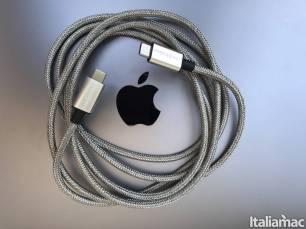 %name Armour Charge C2: Il cavo USB C quasi indistruttibile per MacBook